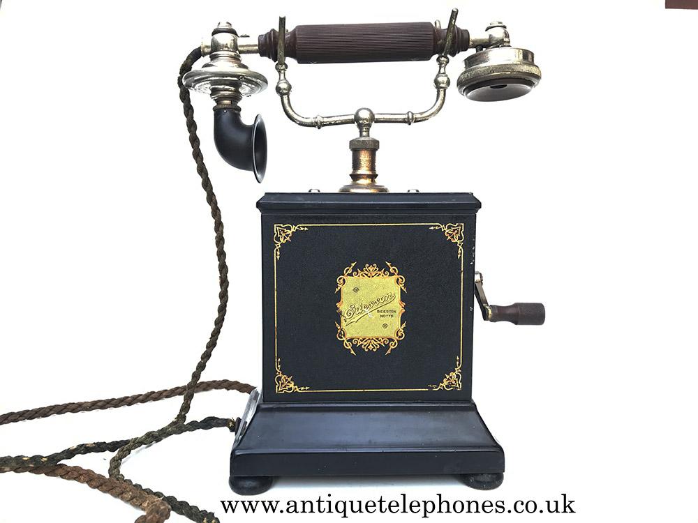 Ericsson N2100 telephone Circa 1901 | Ericsson N2100 C1901
