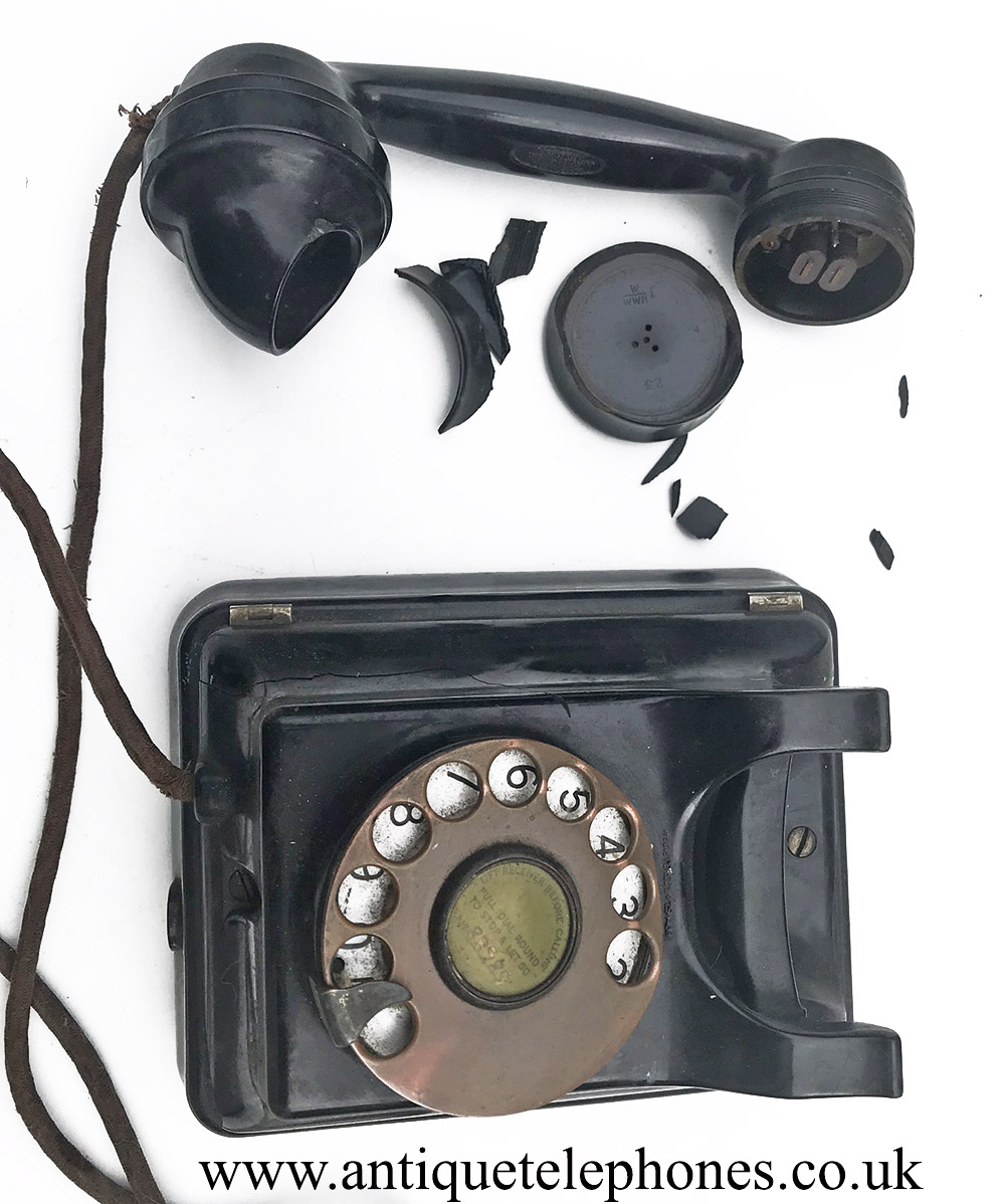 Donate Your Old Telephone