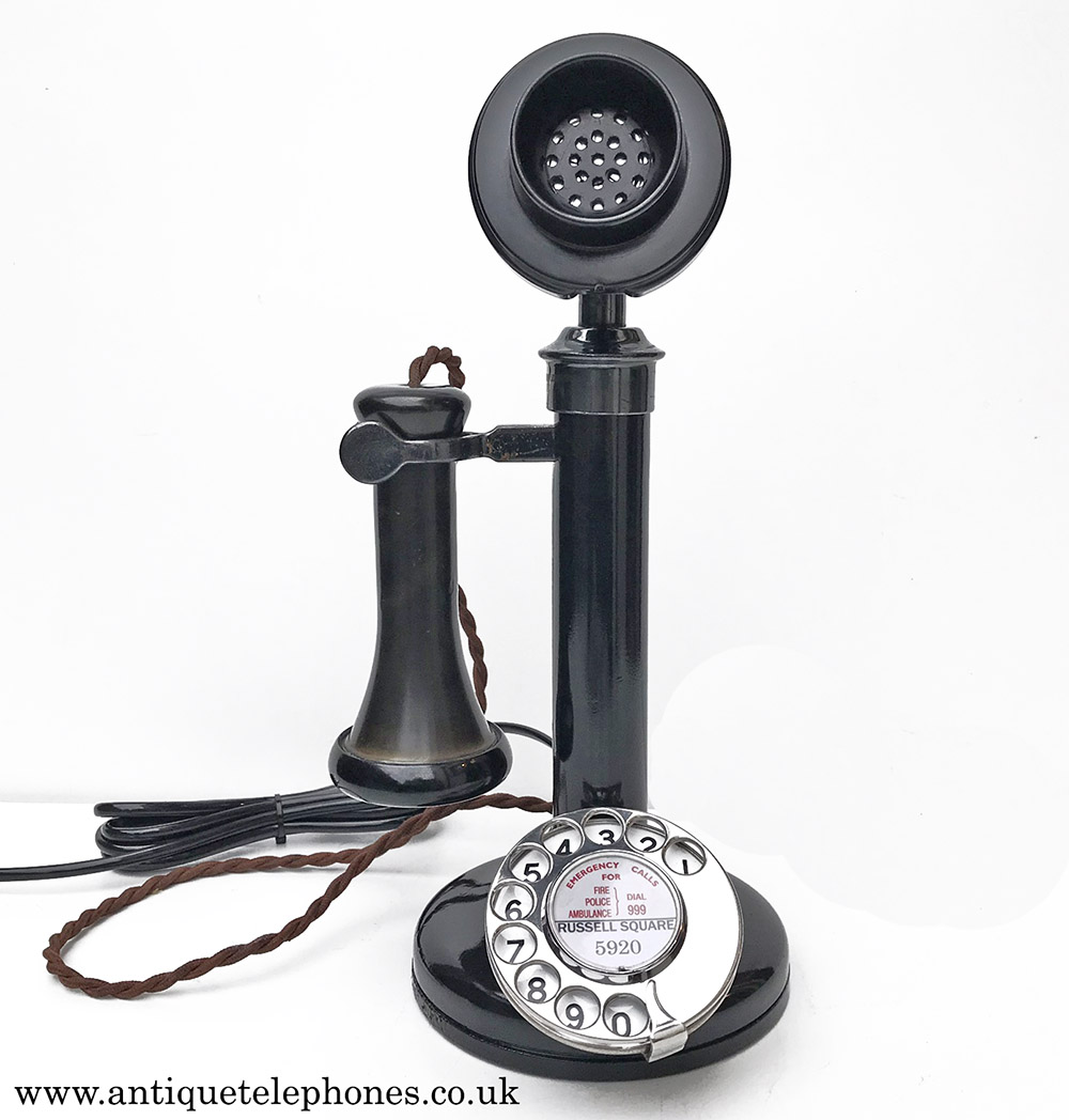 Gpo No 150 Candlestick Telephone Russell Square 5920