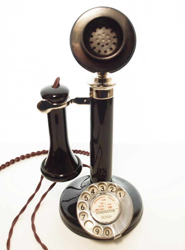 Gpo No150 Candlestick Telephone